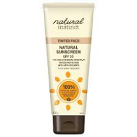Natural Tinted Face Sunscreen