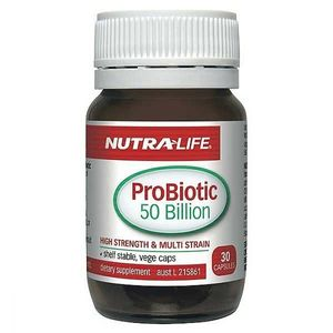 Nutralife Probiotic 50 Billion