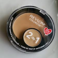 2-in-1 Compact Makeup and Concealer