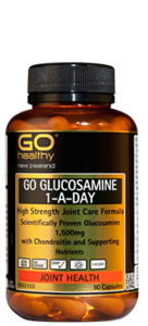 Go-Healthy Glucosamine 1500mg