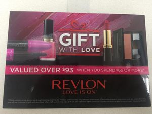 Revlon Gift with Love