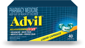 Win the Ultimate Fitness Pack with ADVIL