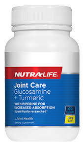 SPECIAL on Nutralife Glucosamine and Turmeric