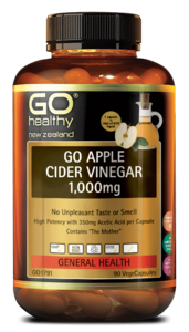 Apple Cider Vinegar ..now in a capsule