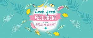 Look good and Feel great brochure out now